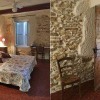 Idée Cadeau La Mandarine Piolenc Chambre Cezanne lit