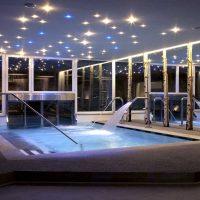 Idée Cadeau Les Plaisirs d'Antan Jovencan Aosta Italie - La piscine 2