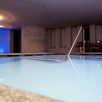 Idée Cadeau Les Plaisirs d'Antan Jovencan Aosta Italie - La piscine