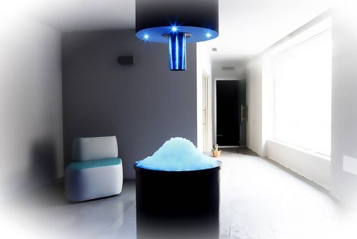 Idée Cadeau Les Plaisirs d'Antan Jovencan Aosta Italie - Le Spa Fontaine à glace