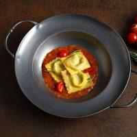 Idée Cadeau Les Plaisirs d'Antan Jovencan Aosta Italie - Menu à la Carte - plat