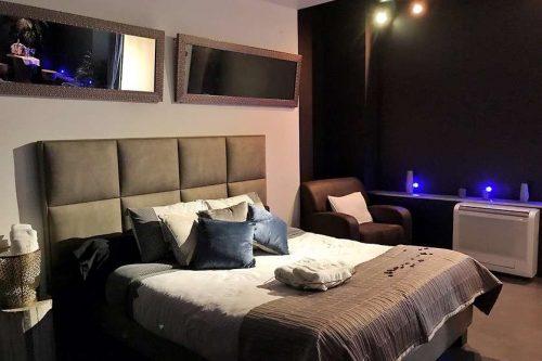 Idée Cadeau Suite & Spa No Idem Nimes le lit