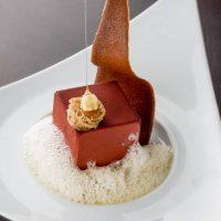Idée Cadeau Auberge de la Tour Marcolès - Le restaurant - dessert