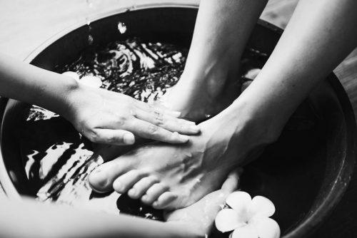 Idée Cadeau Spa Perle d'étoile Paris - Beauté des pieds