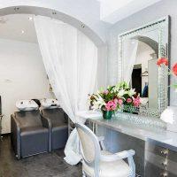 Idée Cadeau Spa Perle d'Etoile Paris - espace coiffure