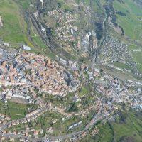 Idée Cadeau Auvergne Giro Passion Coltines - Vue du Ciel