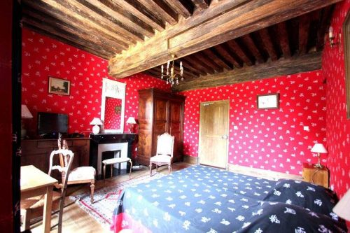 Idée Cadeau Chateau d'Island Avallon Vézelay - La Chambre Dormeau