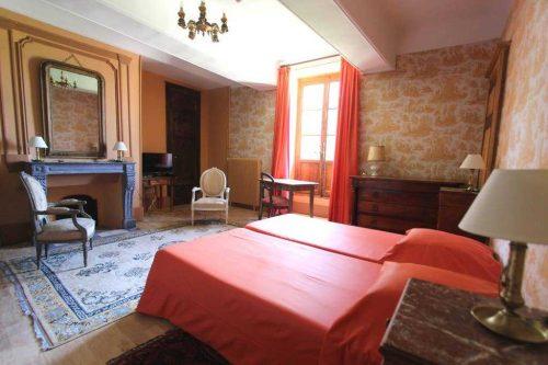 Idée Cadeau Chateau d'Island Avallon Vézelay - La Chambre Fitzjean