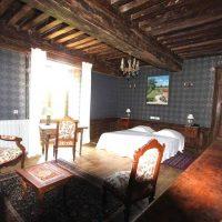 Idée Cadeau Chateau d'Island Avallon Vézelay - La chambre Adèle