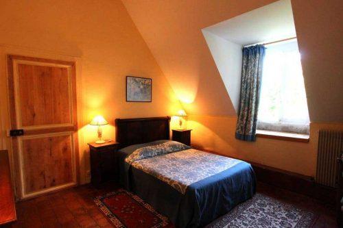 Idée Cadeau Chateau d'Island Avallon Vézelay - La chambre Claire