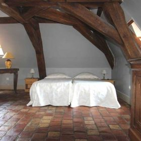 Idée Cadeau Chateau d'Island Avallon Vézelay - La chambre Félix