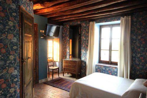 Idée Cadeau Chateau d'Island Avallon Vézelay - La chambre Henry 4