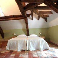 Idée Cadeau Chateau d'Island Avallon Vézelay - La chambre Léon