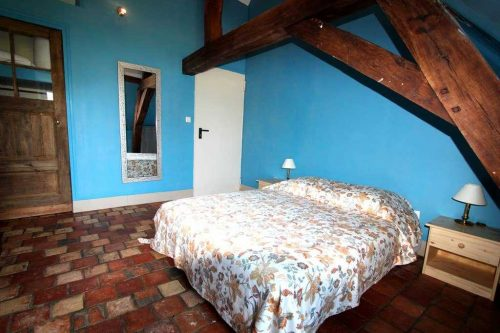 Idée Cadeau Chateau d'Island Avallon Vézelay - La chambre Philippe