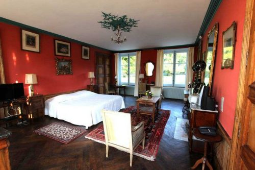 Idée Cadeau Chateau d'Island Avallon Vézelay - La suite Delphine