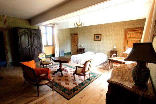 Idée Cadeau Chateau d'Island Avallon Vézelay - La suite Fitzjean