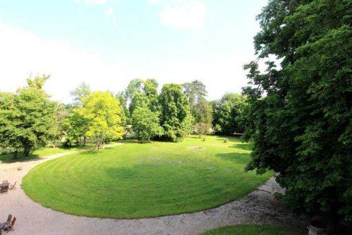 Idée Cadeau Chateau d'Island Avallon Vézelay - Le Parc