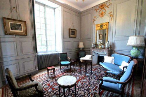 Idée Cadeau Chateau d'Island Avallon Vézelay - Le salon de thé