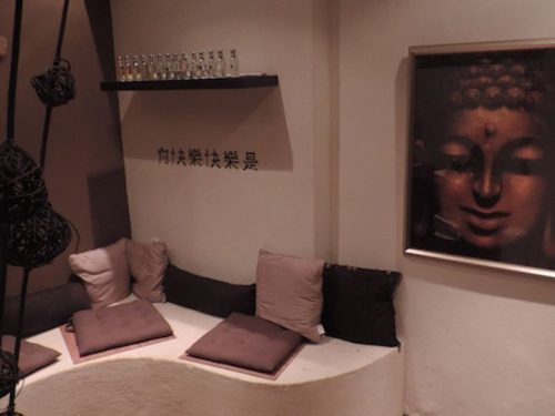 Idée Cadeau Espace l'Oasis Saint-Rémy-de-Provence - espace relaxation