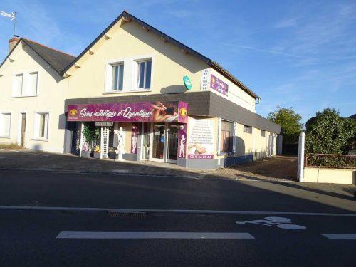 Idée Cadeau Soins Esthétique Quantique Sainte-Gemmes-sur-Loire - le batiment