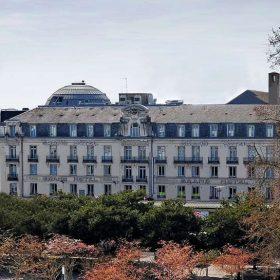 Idée Cadeau Grand Hôtel de Tours - la façade