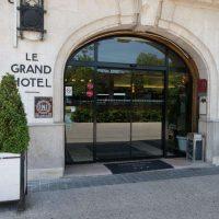 Idée Cadeau Grand Hôtel de Tours - entrée