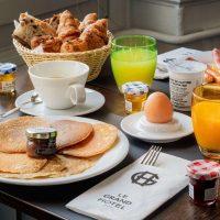 Idée Cadeau Grand Hôtel de Tours - petit déjeuner