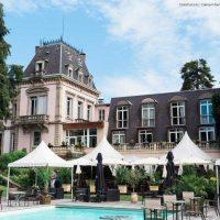 Idée Cadeau Hôtel Restaurant Le H Barr - la piscine