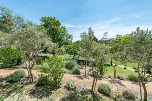 Idée Cadeau Chateau du Comte Saint-Nazaire-d'Aude - le jardin