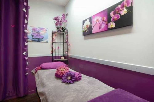 Idée Cadeau Face à Face Marseille - Cabine de Massage