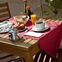 Idée Cadeau Hôtel Athéna Brides-les-Bains - petit déjeuner