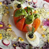 Idée Cadeau Hôtel Athéna Brides-les-Bains - un plat