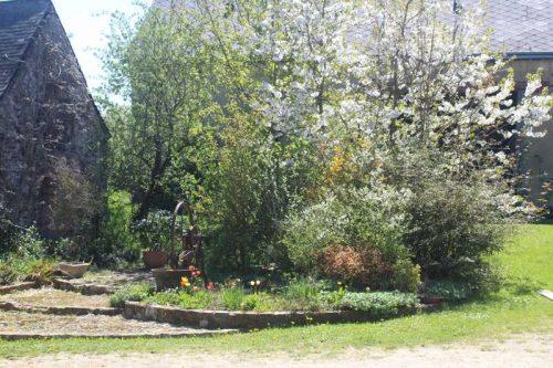 Idée Cadeau Le Havre de Fay Rouessé-Vassé - le jardin
