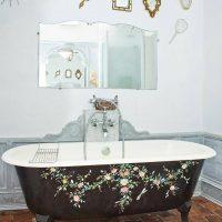 Idée Cadeau Maison Saint-Louis Besse-sur-Issole - Chambre Gaspard salle de bain