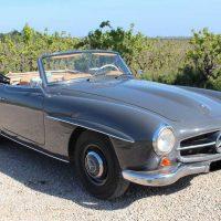 Idée Cadeau Nos Belles Anciennes Montferrier-sur-Lez - Mercedes 190SL de 1960