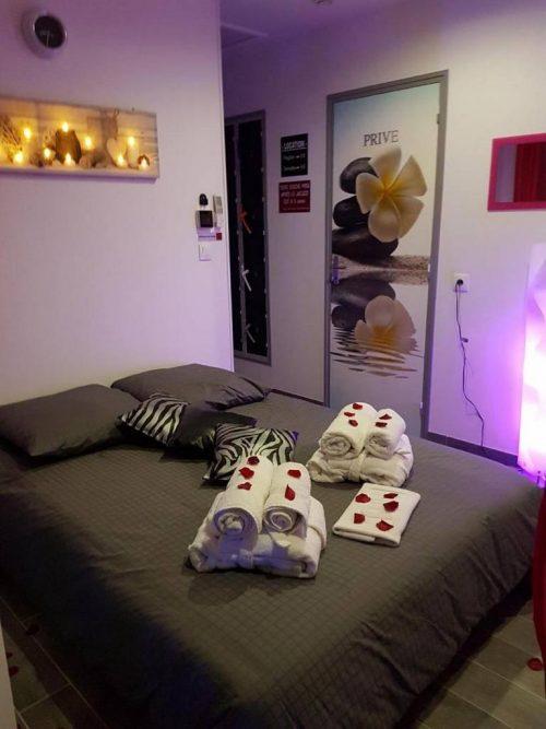 Idée Cadeau Spa Source de la Sainte-Baume Plan-d'Aups - la chambre