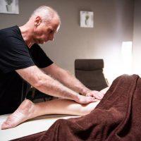 Idée Cadeau Zen Sans Bouger Reims - massage jambe