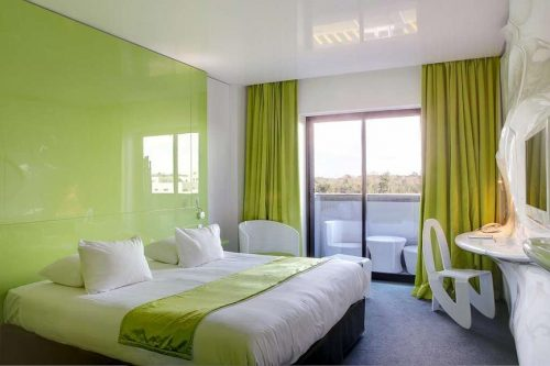 Idée Cadeau Best Western Desing & Spa Arcachon - chambre