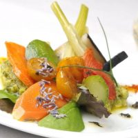 Idée Cadeau Best Western Desing & Spa Arcachon - un plat du restaurant