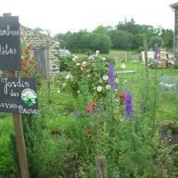 Idée Cadeau Le Jardin des Pierres Brunes Saint-Jean-des-Ollières - le jardin