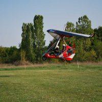 Idée Cadeau Natur'Ailes Loches - atterrissage