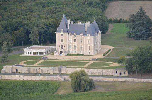 Idée Cadeau Natur'Ailes Loches - un chateau