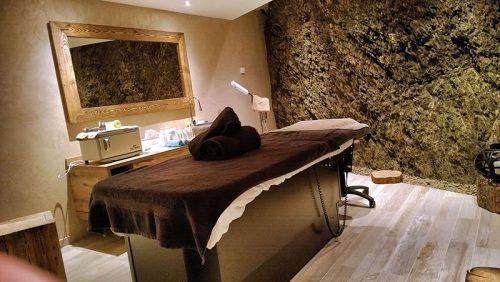 Idée Cadeau Rock Spa Wellness Esch-sur-Sure - Luxembourg- cabine de massage