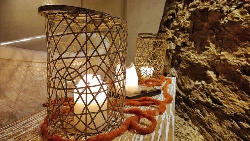 Idée Cadeau Rock Spa Wellness Esch-sur-Sure - Luxembourg- décoration cabine
