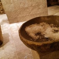 Idée Cadeau Rock Spa Wellness Esch-sur-Sure - Luxembourg- fontaine à glace