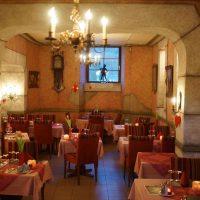 Idée Cadeau Rock Spa Wellness Esch-sur-Sure - Luxembourg- le restaurant