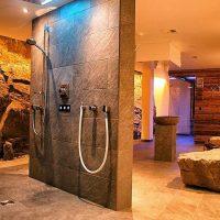 Idée Cadeau Rock Spa Wellness Esch-sur-Sure - Luxembourg- les douches