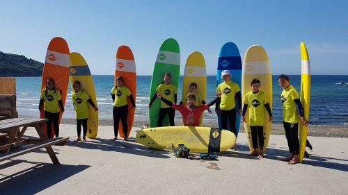 Idée Cadeau Surfing Locquirec - Cours collectif - 2