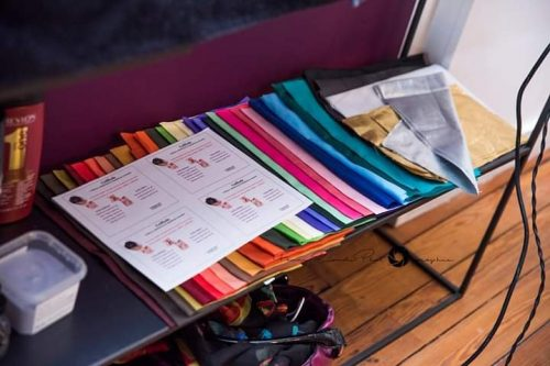 Idée Cadeau atelier de beauté Pluvault - colorimetrie