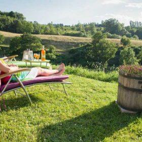 Idée Cadeau L'échappée trémoussante Saint-Barthélémy-de-Vals - on se relaxe